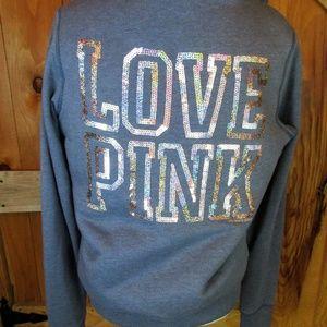 Women's PINK Victoria's Secret hoodie medium